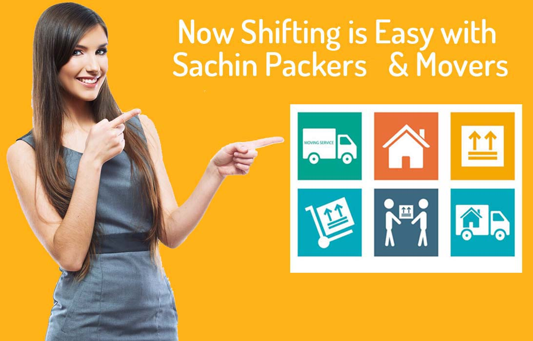 Sachin packers and movers chhindwara